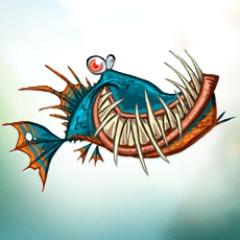 Rayman® Origins - Pirahna Avatar