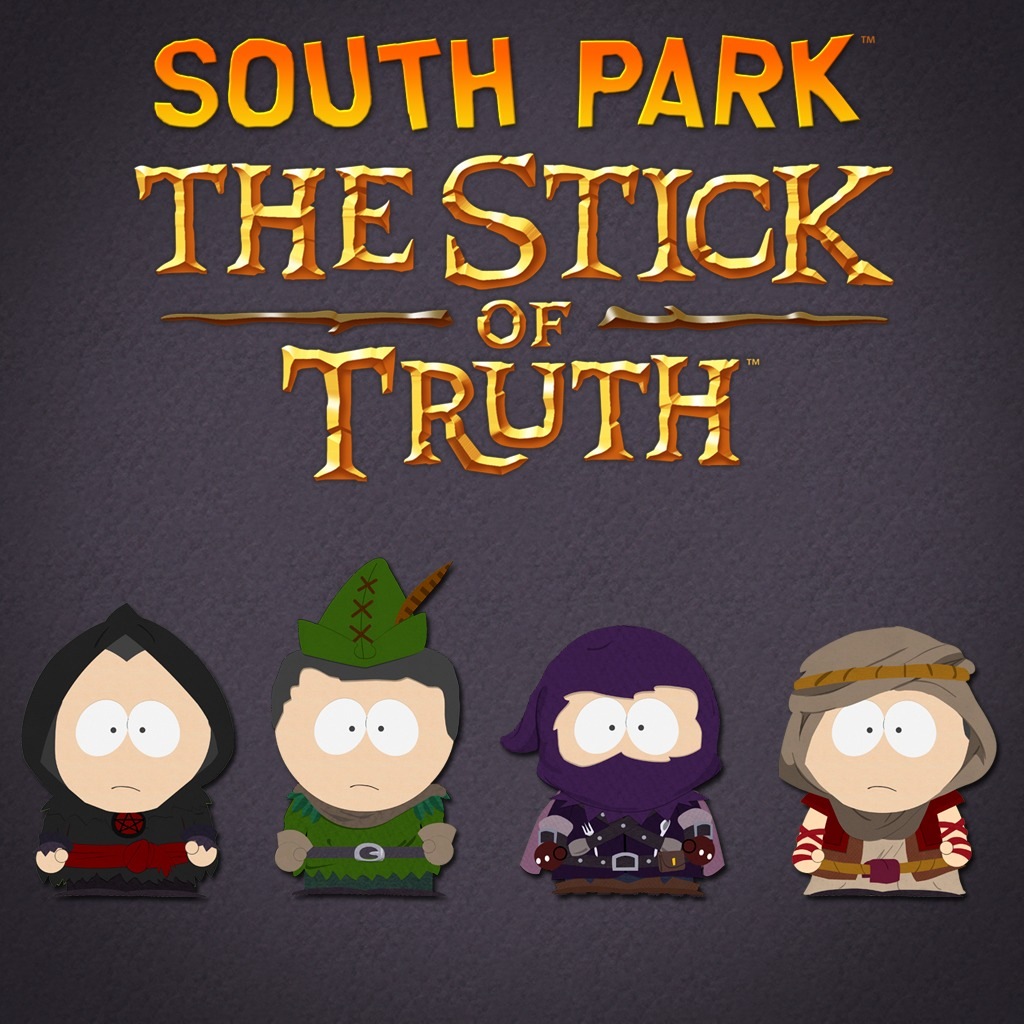 The Stick of Truth Ultimate Fellowship Pack