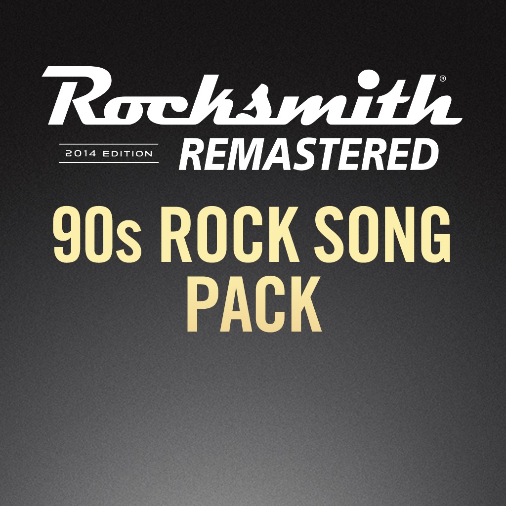 90s Rock Song Pack