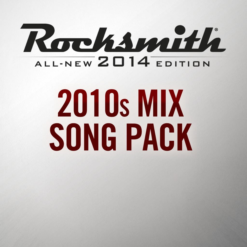 2010s Mix Song Pack