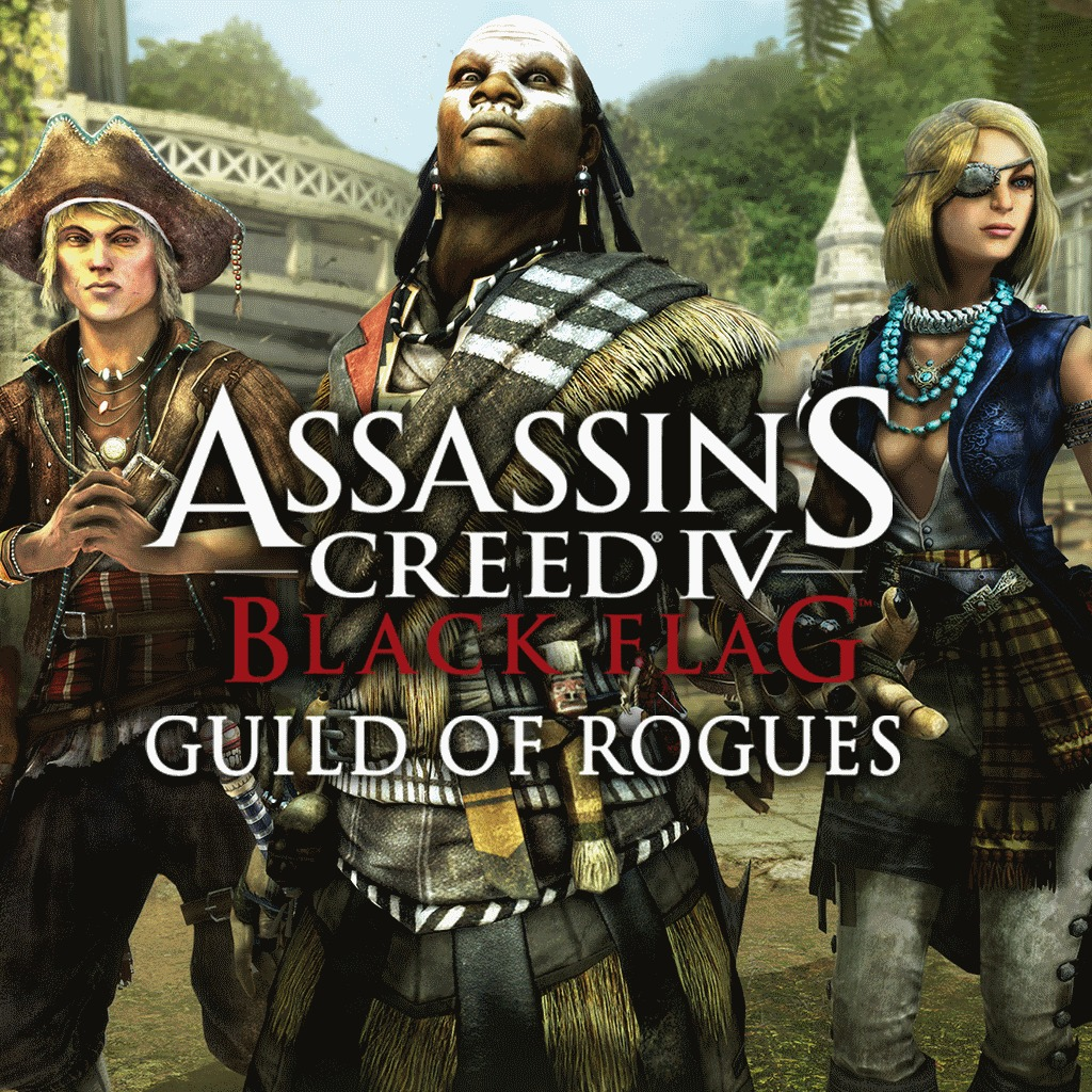 AC4BF Multiplayer Characters Pack 2 Guild of Rogues