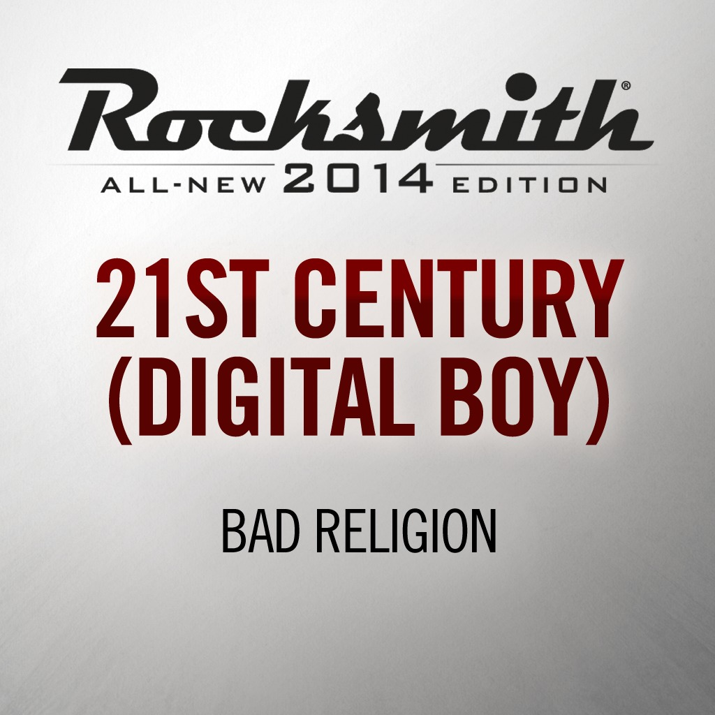 21st Century (Digital Boy) - Bad Religion