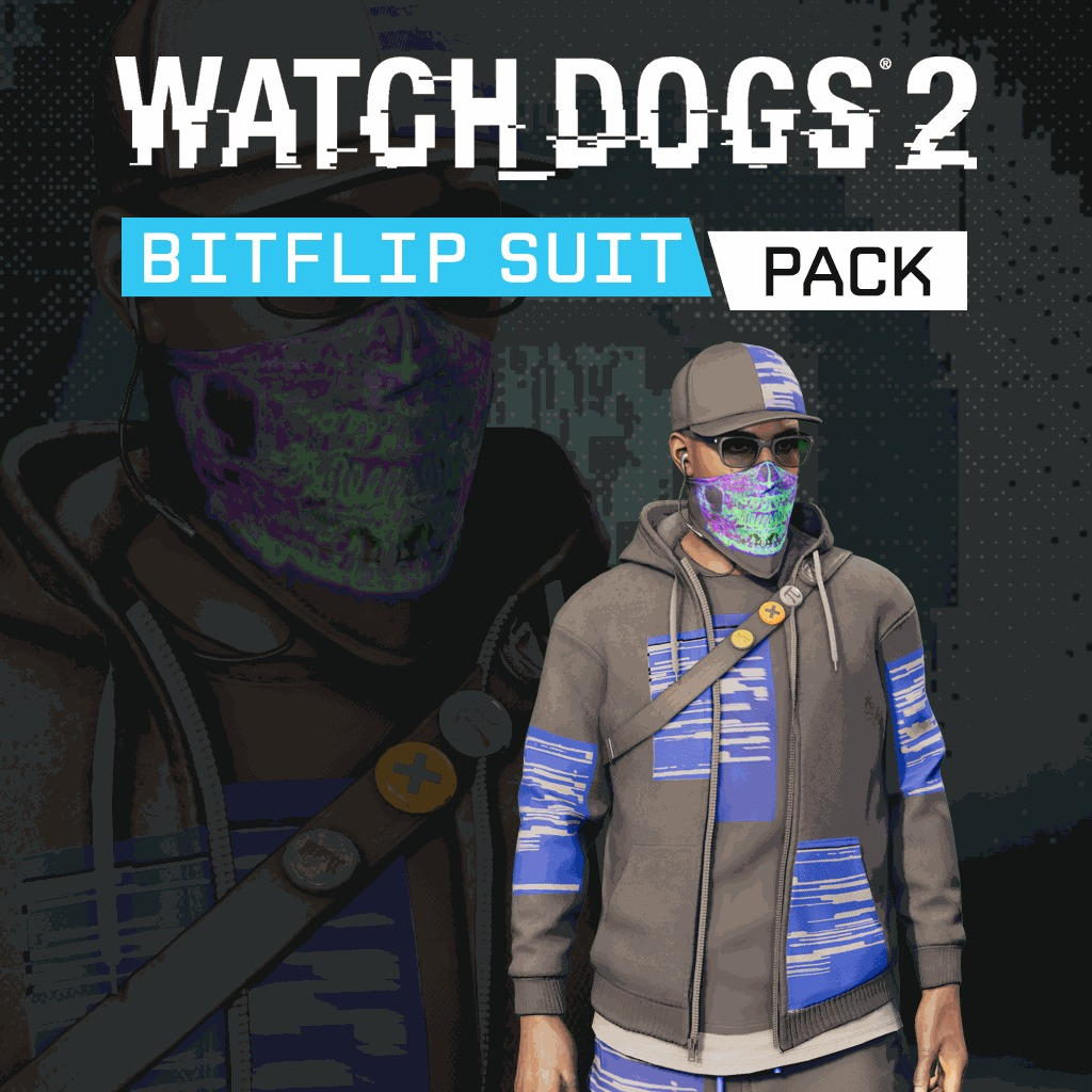 Watch Dogs®2 - Bitflip Suit Pack