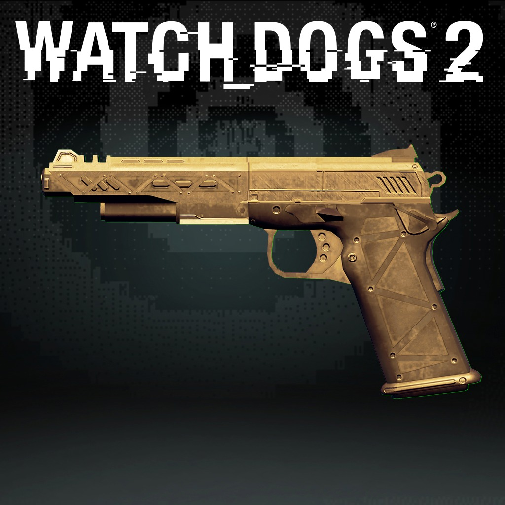 Watch Dogs®2 - Protocol Pistol Pack
