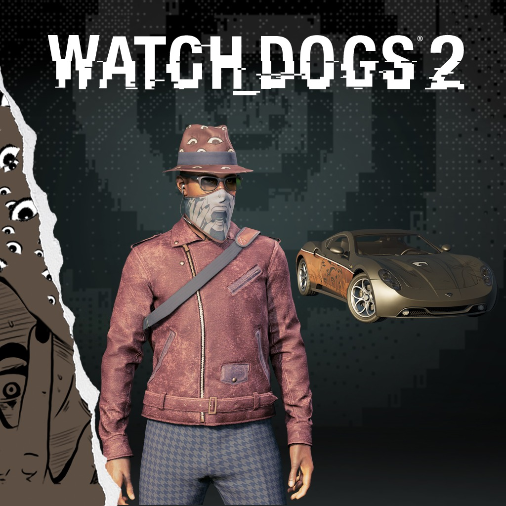 Watch Dogs®2 - Private Eye Pack