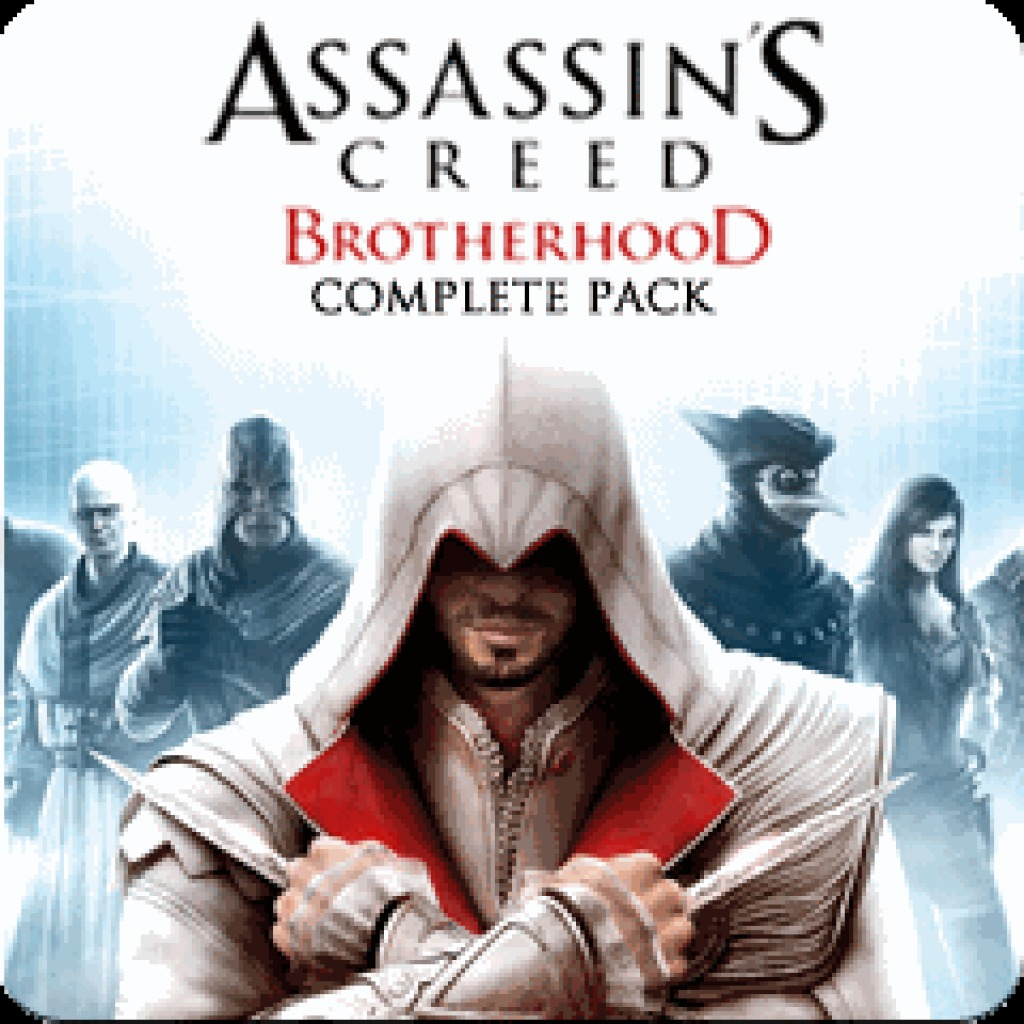 Assassin's Creed® Brotherhood Complete Pack