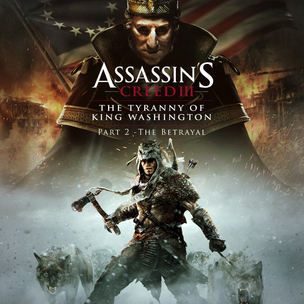 Assassin's Creed® III  The Betrayal - Gameplay Trailer