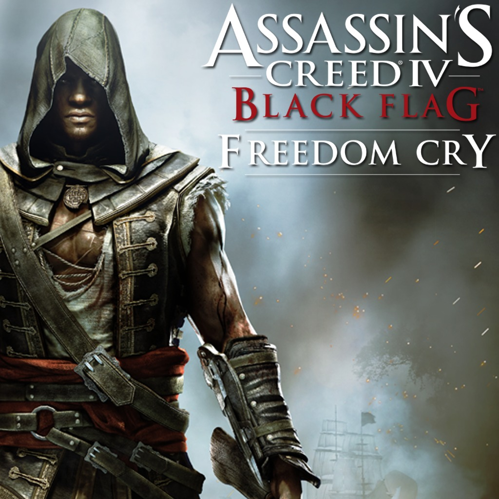 Freedom Cry DLC Trailer | AC4BF