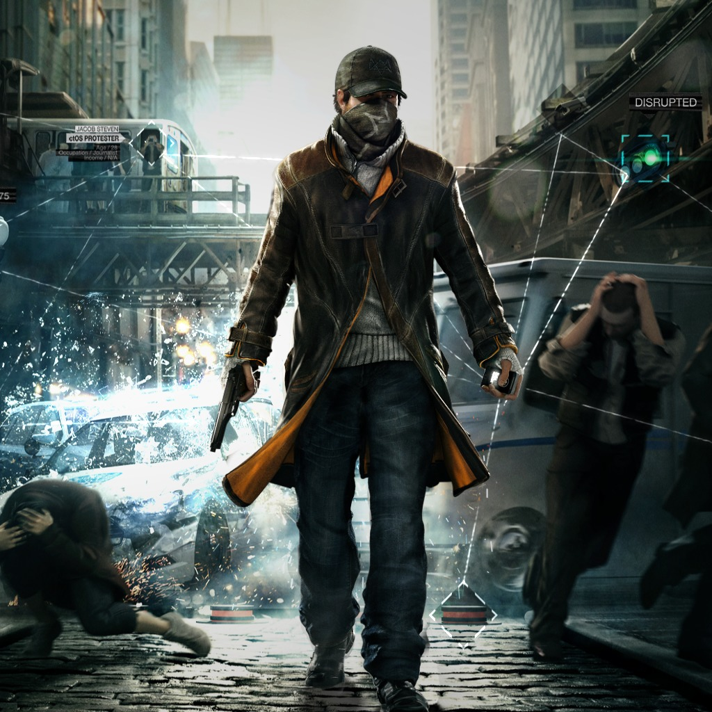Watch_Dogs Theme 1