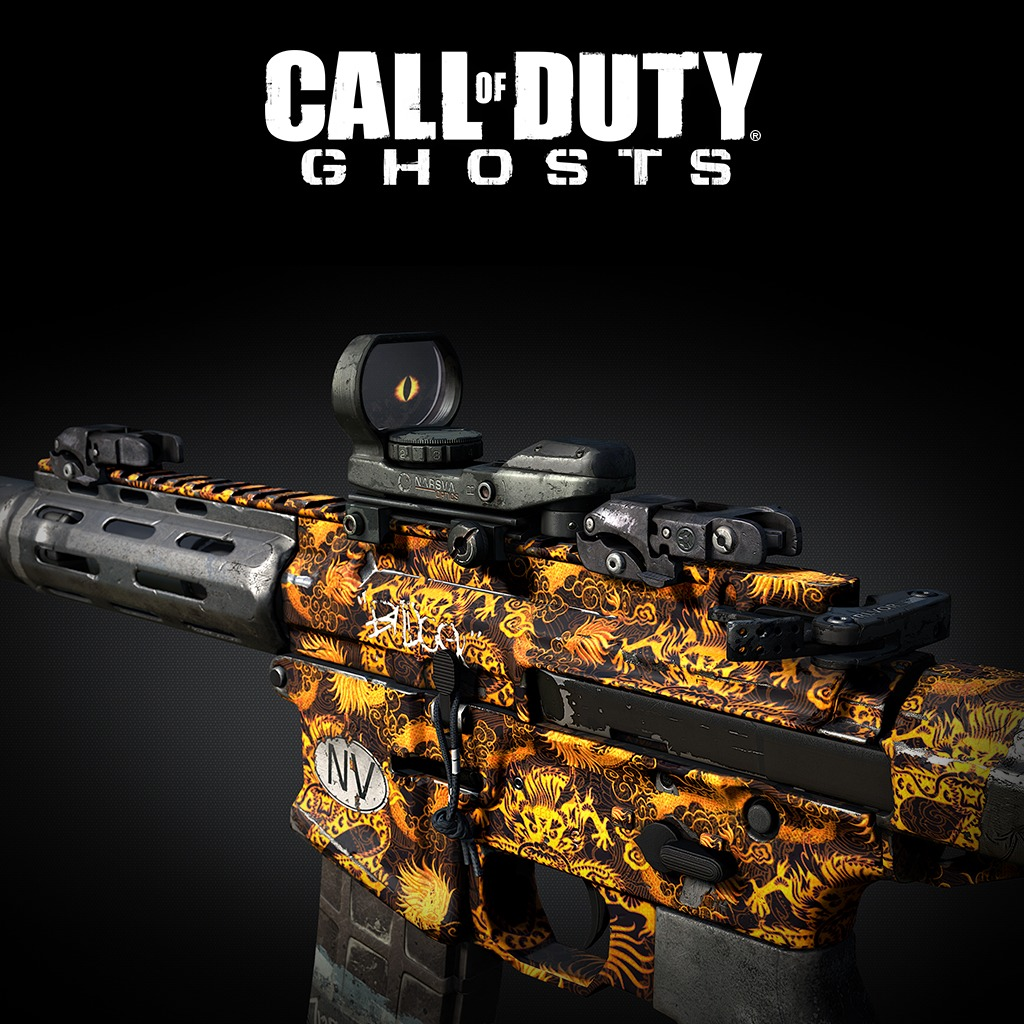 Call of Duty®: Ghosts - Hydra Pack