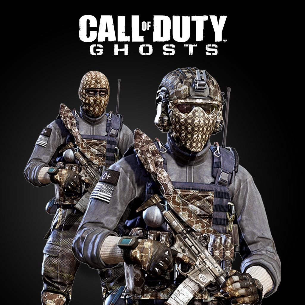 Call of Duty®: Ghosts - Bling Character Pack [R/P]