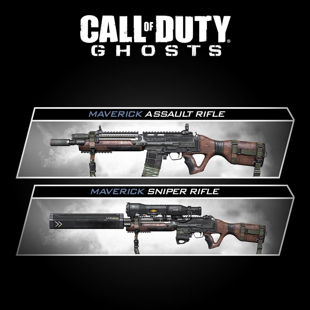 Call of Duty®: Ghosts - Weapon - The Maverick [R/P]