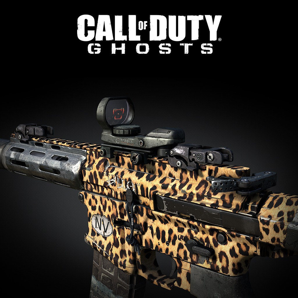 Call of Duty®: Ghosts - Leopard Pack [R/P]