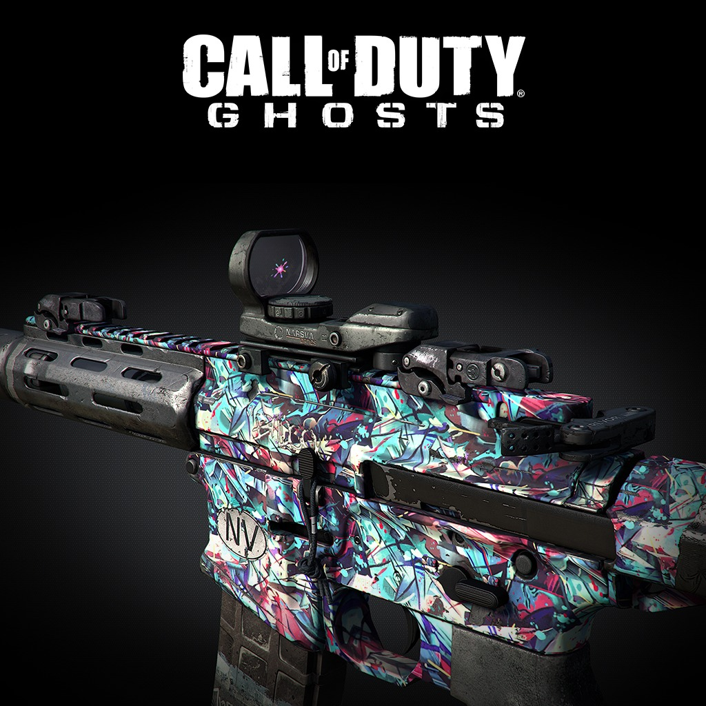 Call of Duty®: Ghosts - Abstract Pack [R/P]