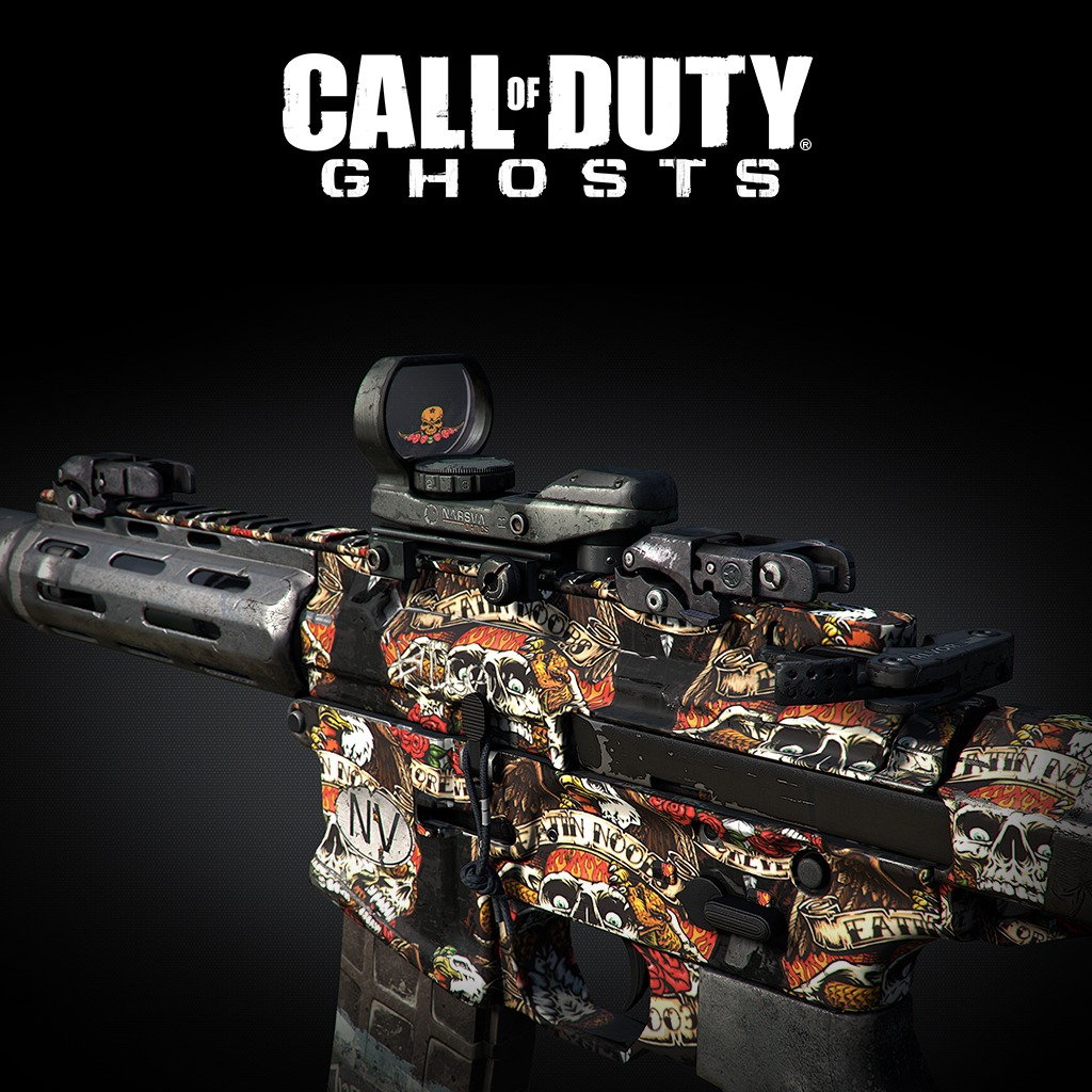 Call of Duty®: Ghosts - Skulls Pack