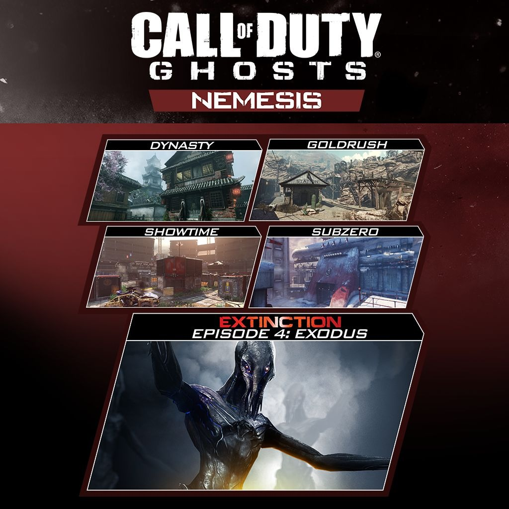 Call of Duty®: Ghosts - Nemesis [R/P]