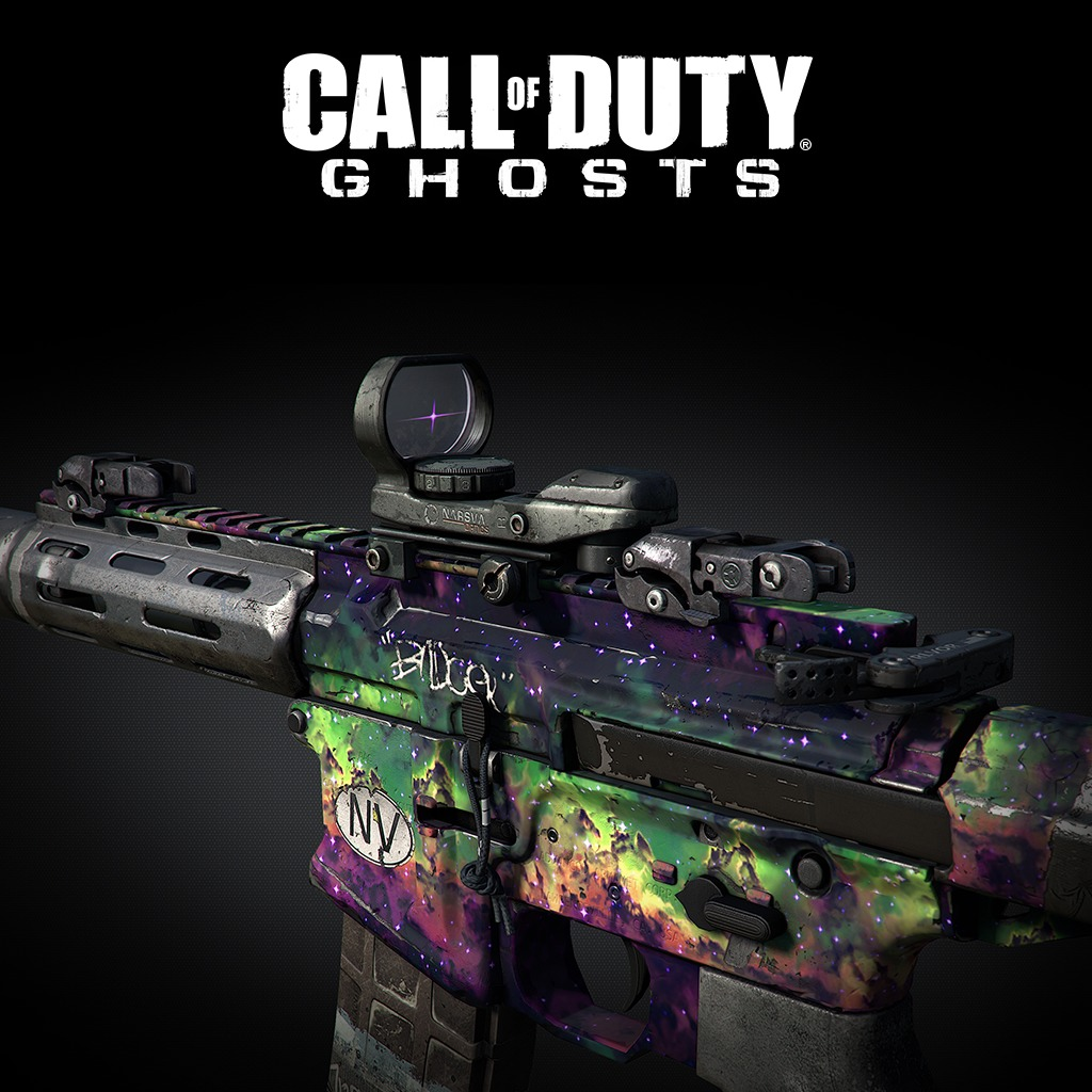 Call of Duty®: Ghosts - Nebula Pack [R/P]