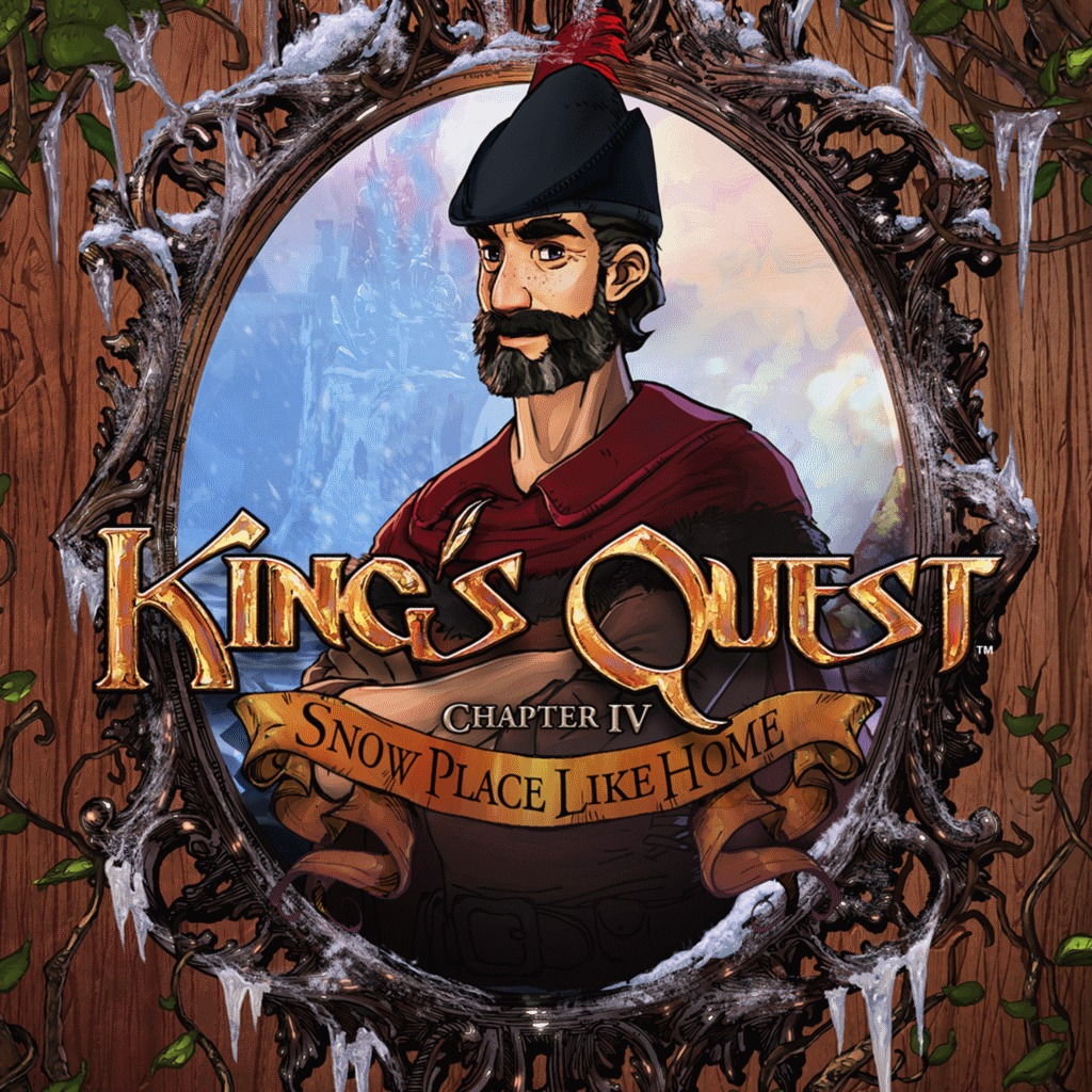 King's Quest(TM) - Chapter 4: Snow Place Like Home