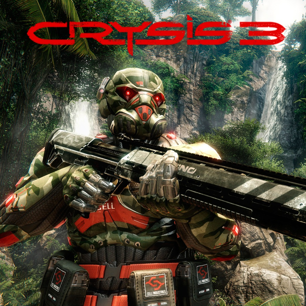 CRYSIS ®  3:  The Lost Island