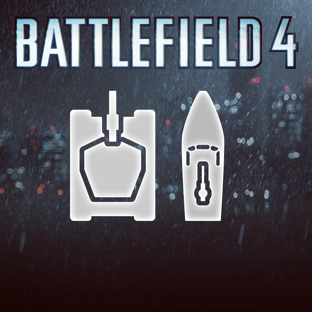 Battlefield 4™ Ground & Sea Vehicle Shortcut Kit