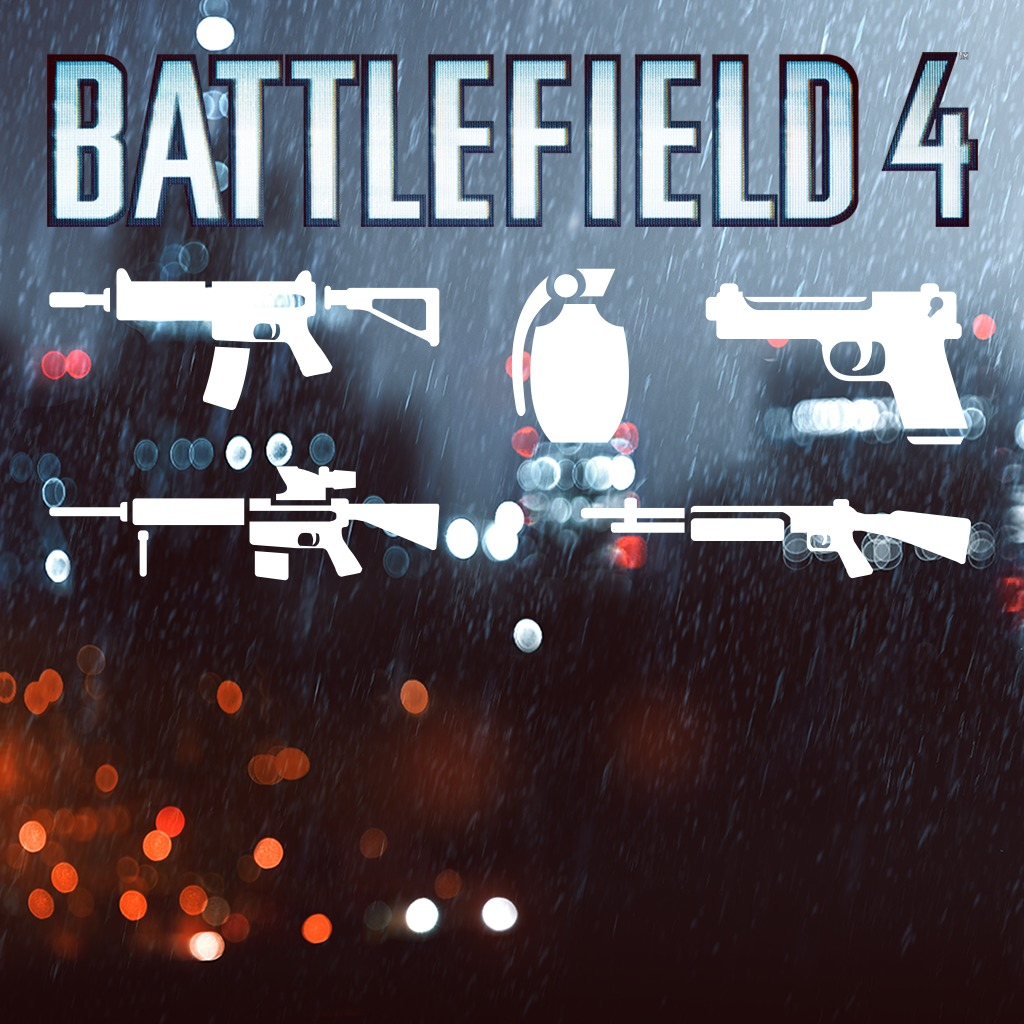 Battlefield 4™ Weapon Shortcut Bundle