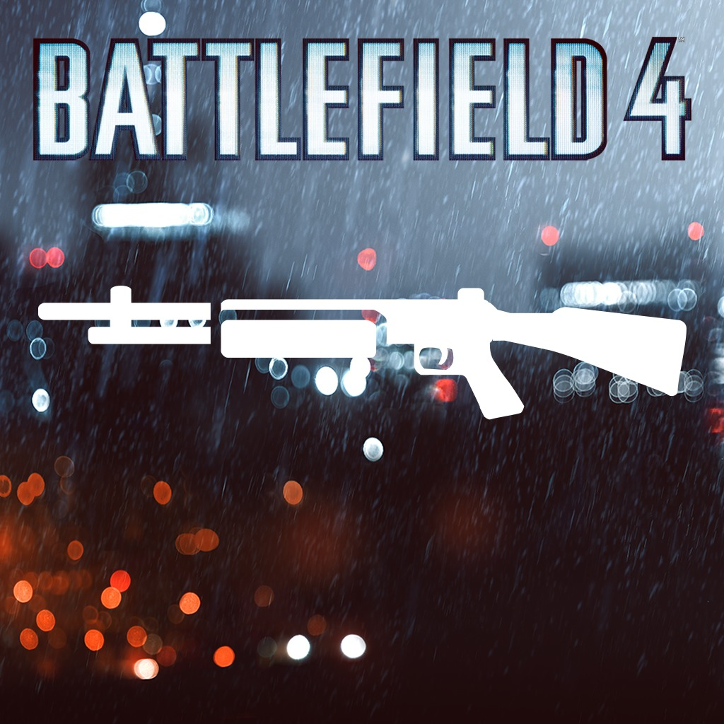 Battlefield 4™ Shotgun Shortcut Kit