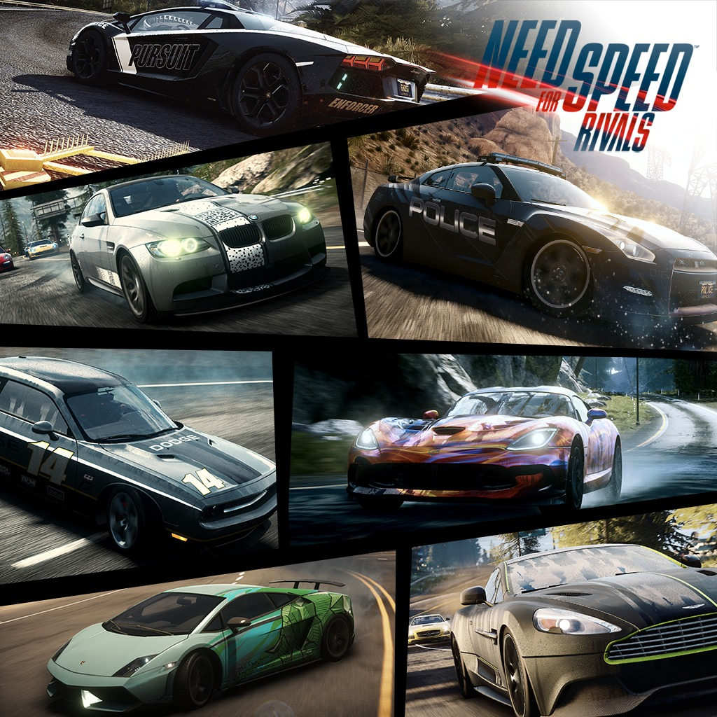 Need for Speed™ Rivals Loaded Garage Pack