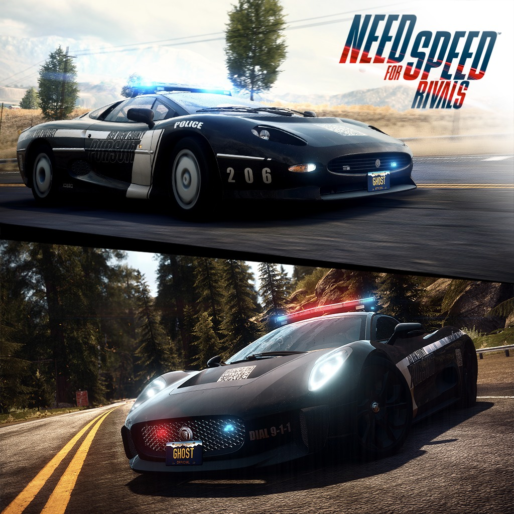 NFS Rivals Simply Jaguar Cops