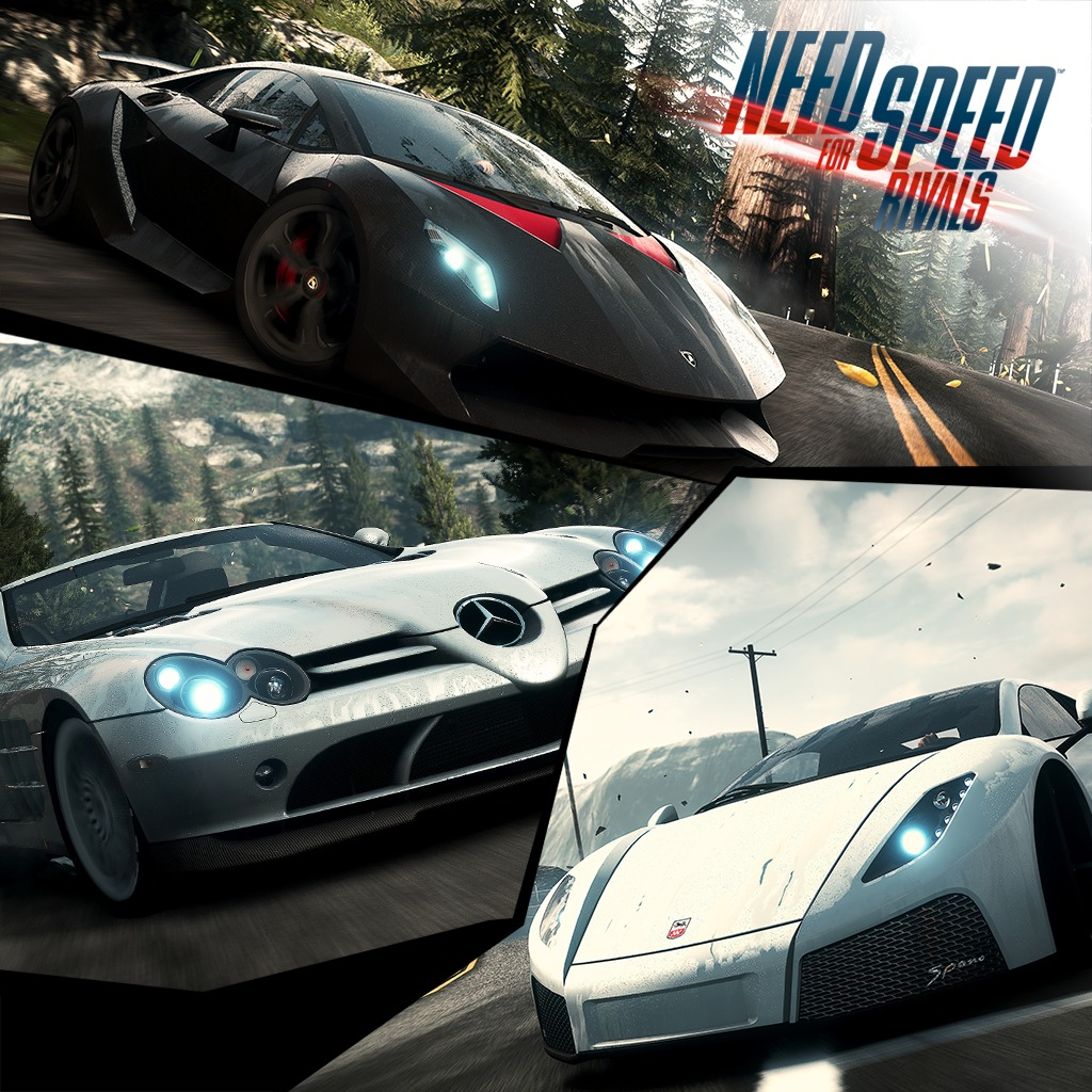 Need for Speed™ Rivals Movie Pack - Racers