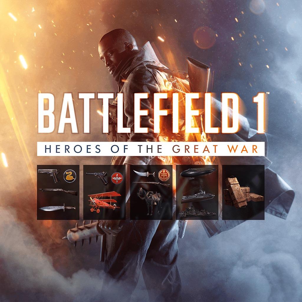 Battlefield™ 1 Deluxe Edition Content