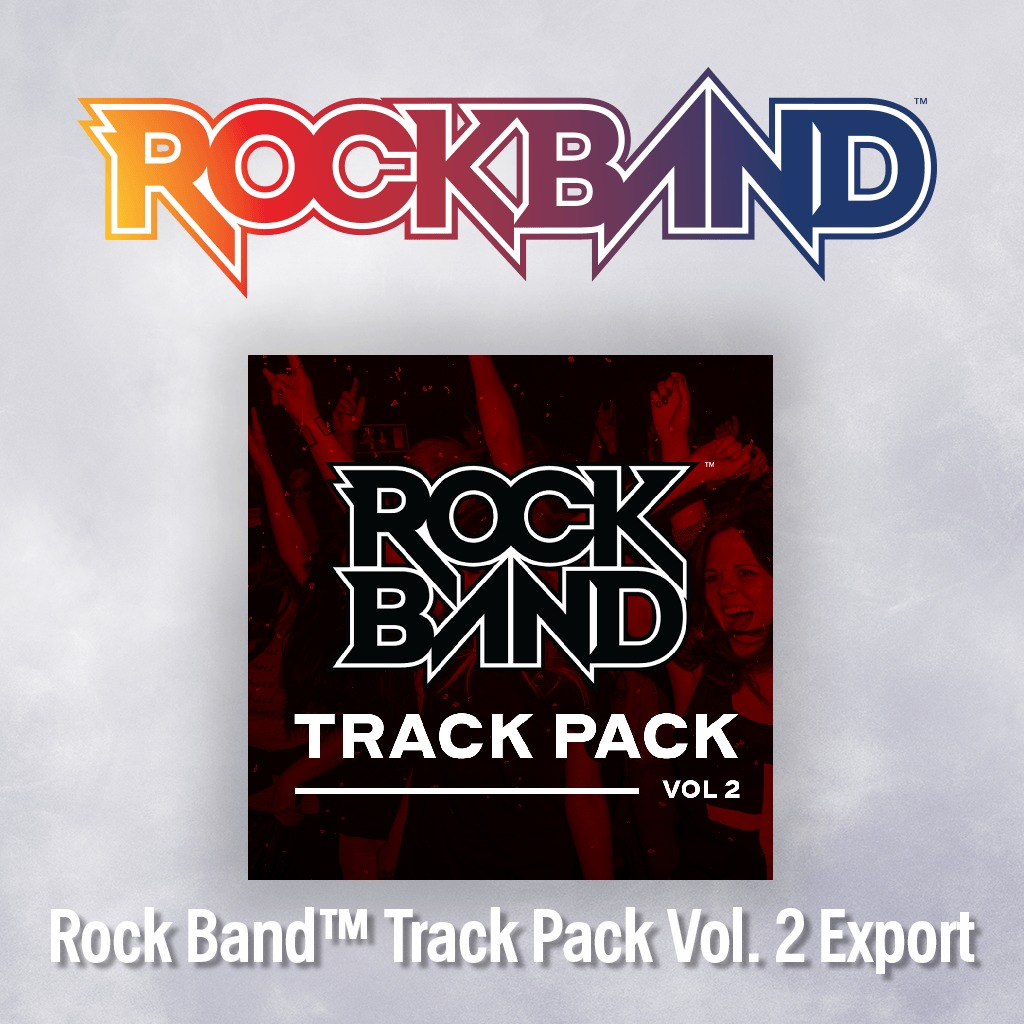 Rock Band™ Track Pack Vol. 2 Export Pack