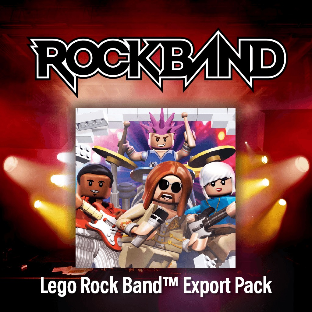 Lego Rock Band™ Export Pack