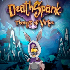 DeathSpank™: Thongs Of Virtue - The Snowy Mountain Dungeon