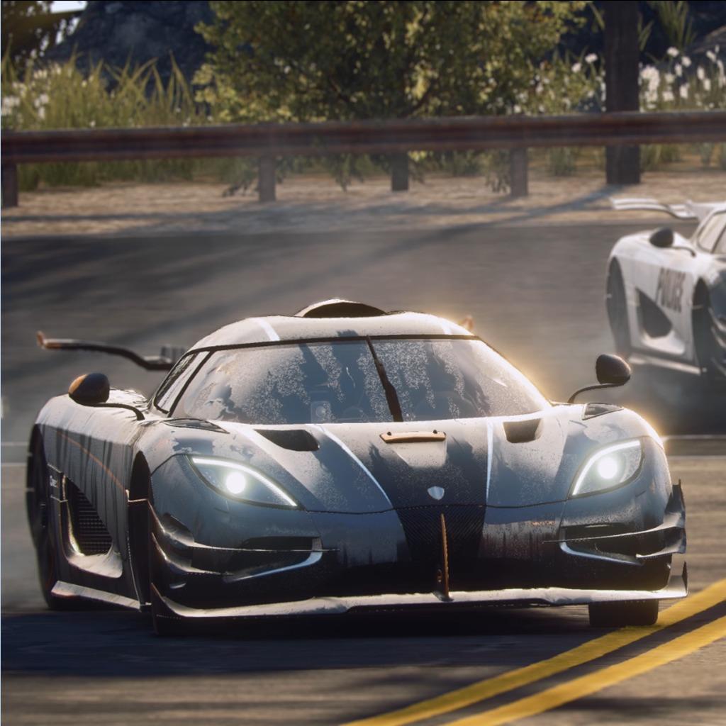 Need for Speed Rivals – Koenigsegg One:1 Gameplay Trailer