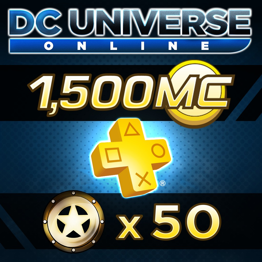 PlayStation®Plus Only 1500 Marketplace Cash With Bonus