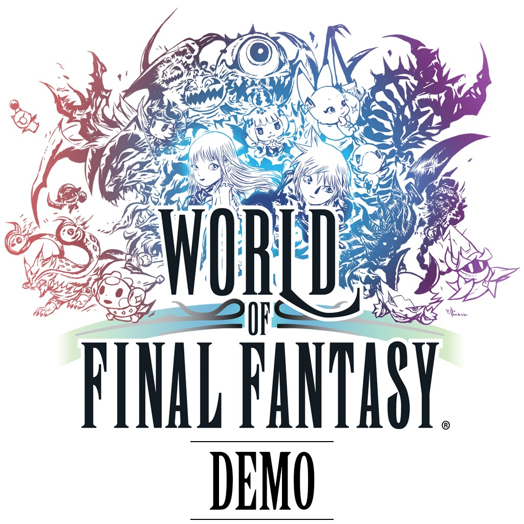 WORLD OF FINAL FANTASY® Dungeon Demo