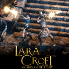 Lara Croft GoL: All the Trappings Challenge Pack 1