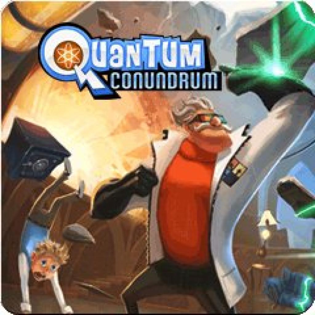 Quantum Conundrum™