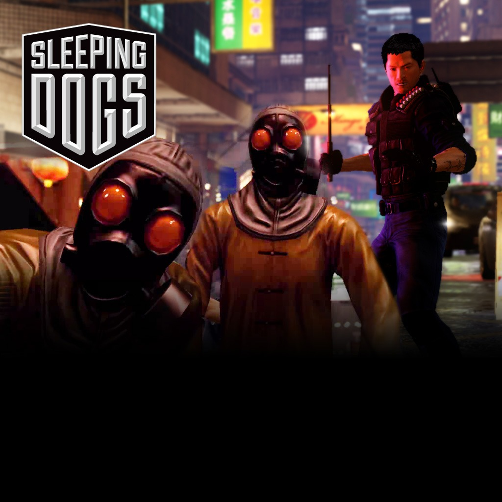 Sleeping Dogs Year Of The Snake Trailer