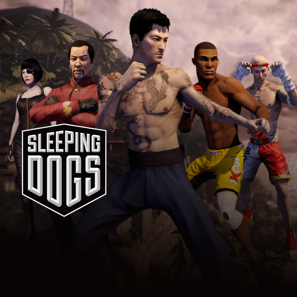 Sleeping Dogs Zodiac Tournament Pack Trailer