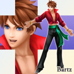 Bartz Alt 3: Dancer [PSP]