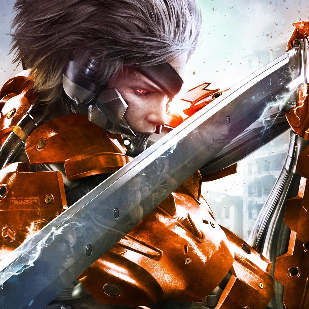 Metal Gear Rising: CUSTOM BODY Inferno Armour