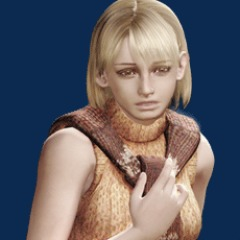 Resident Evil 4 Ashley Avatar