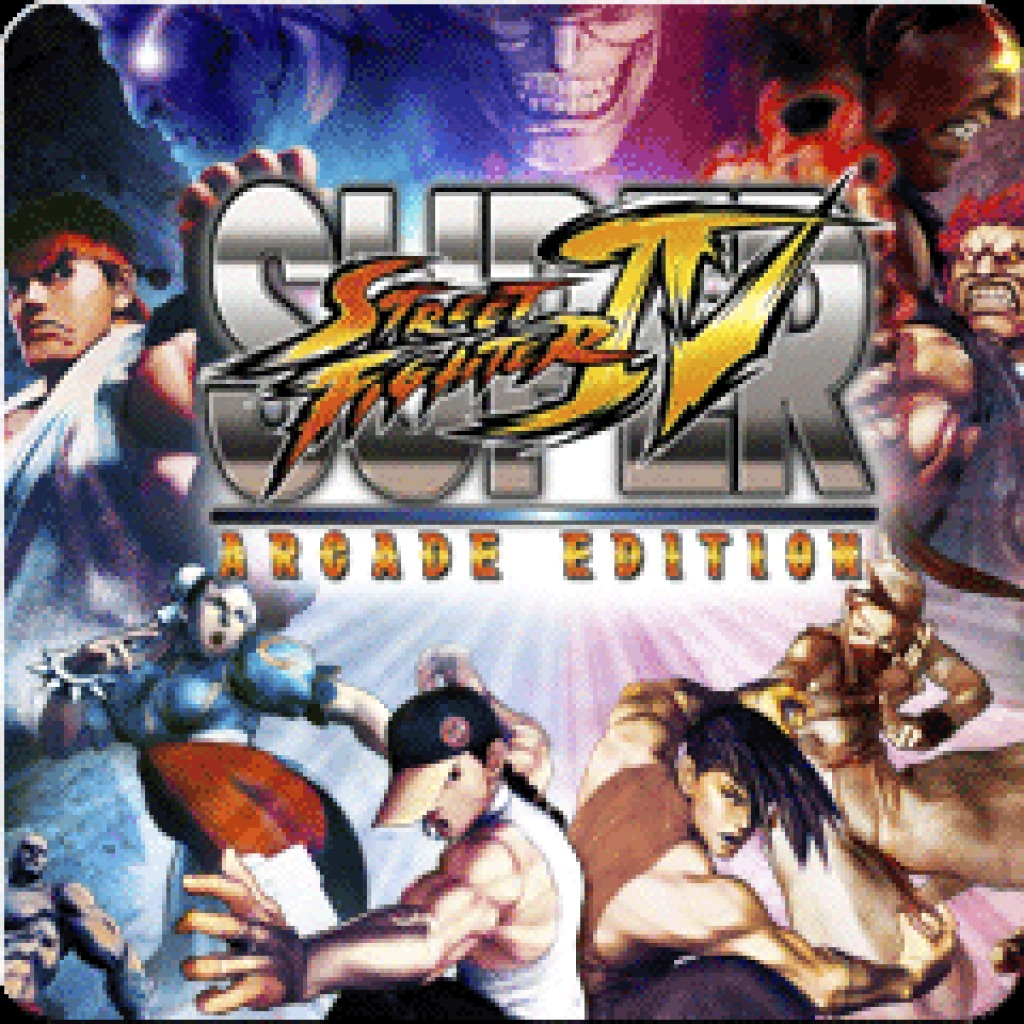 Super Street Fighter™ IV Arcade Edition