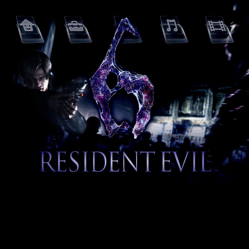Resident Evil 6 Custom Theme 1