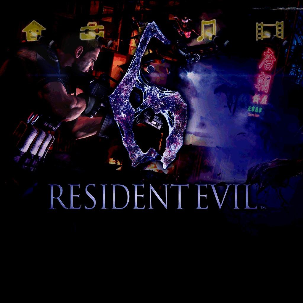 Resident Evil 6 Custom Theme 2
