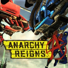 ANARCHY REIGNS - Exclusive Modes Pack