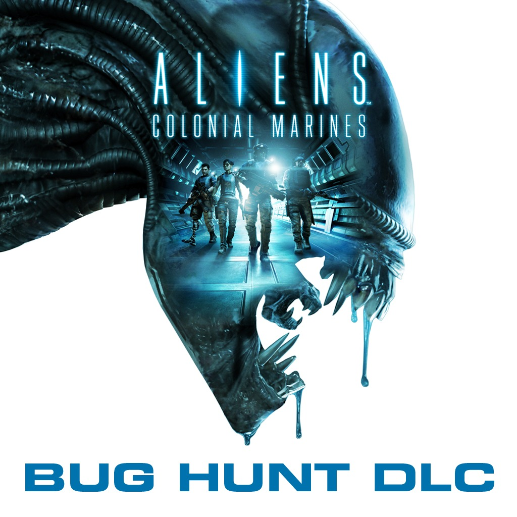 Aliens: Colonial Marines - Bug Hunt DLC