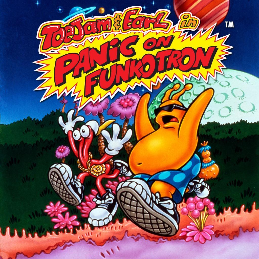 ToeJam & Earl: Panic on Funkotron