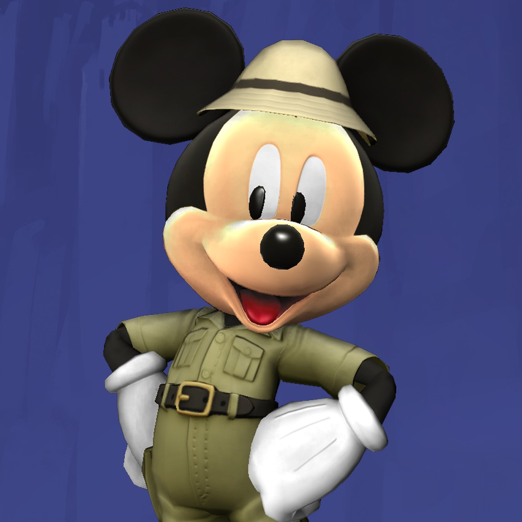 Mickey Safari Avatar